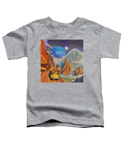 Cliff House Toddler T-Shirt