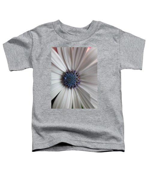 Blue-white Loveliness Toddler T-Shirt