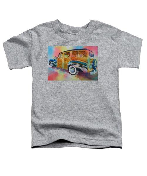 Boca Classic 42 Woody Toddler T-Shirt