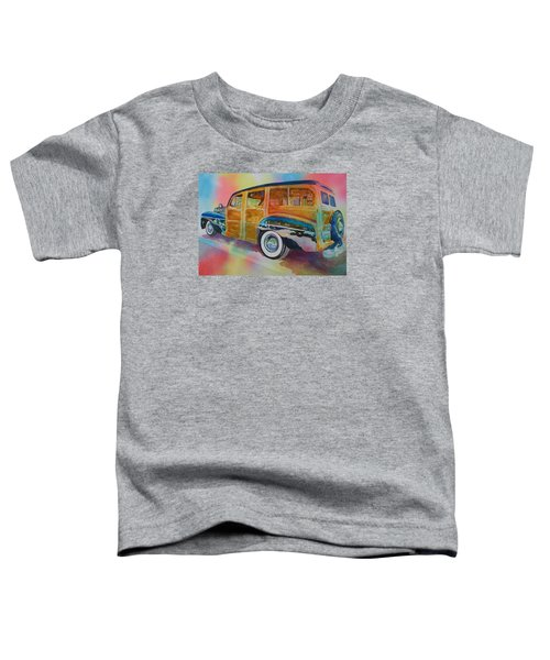 Boca Classic 42 Woody Toddler T-Shirt