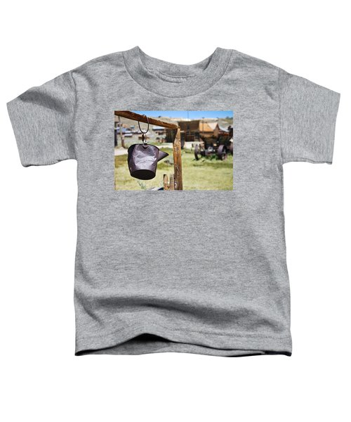 Bodie Ghost Town 2 - Old West Toddler T-Shirt