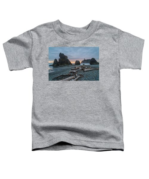 Bone Yard Toddler T-Shirt by Kristopher Schoenleber