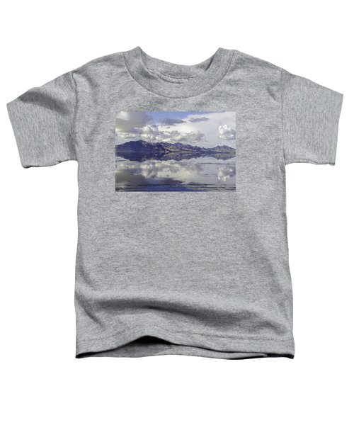 Bonneville Salt Flats Toddler T-Shirt