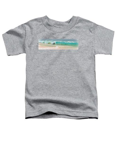 Boogie Board Surfing Toddler T-Shirt