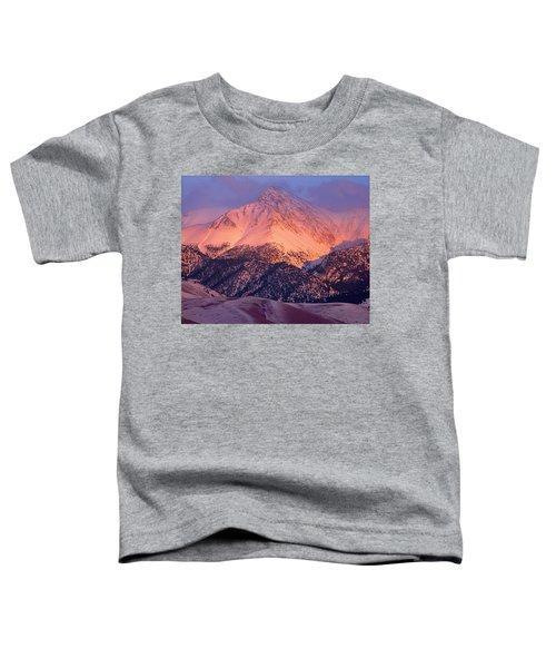 Borah Peak  Toddler T-Shirt