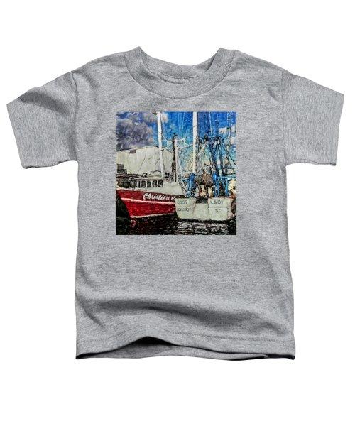 Boss Lady Toddler T-Shirt