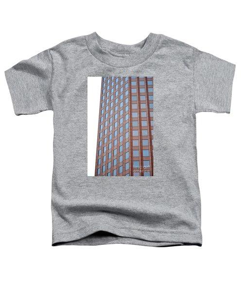 Boston Skyscraper  Toddler T-Shirt