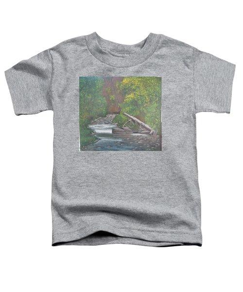 Boundary Creek  Bc Toddler T-Shirt
