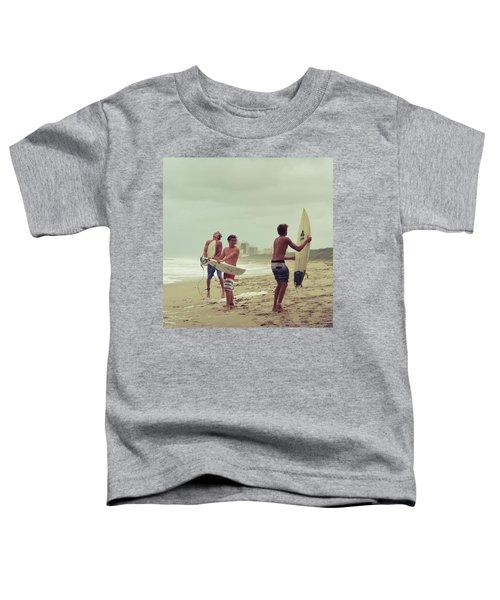 Boys Of Summer Toddler T-Shirt