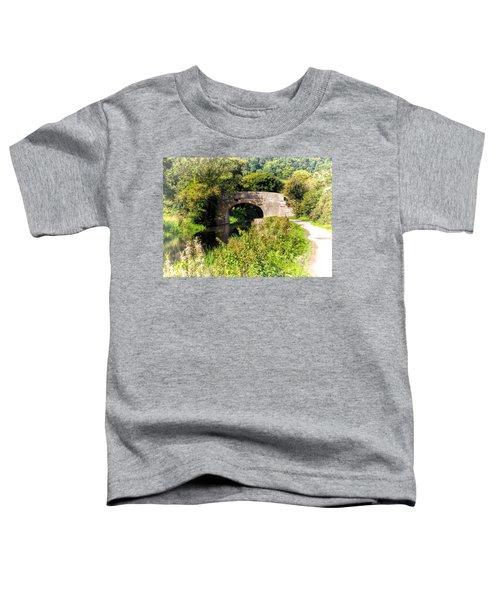 Bridge Over Still Waters Toddler T-Shirt