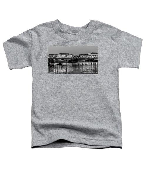 Trenton Makes Bridge Toddler T-Shirt