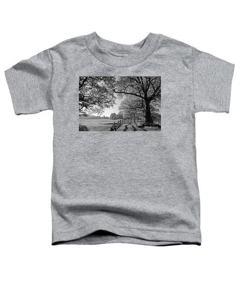 British Landscape Toddler T-Shirt