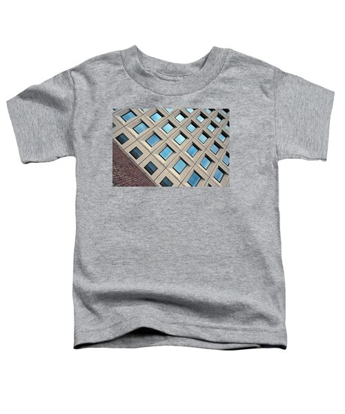 Building Of Windows Toddler T-Shirt