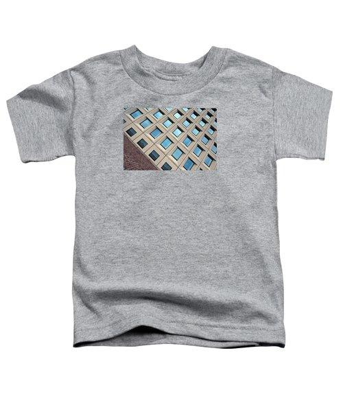 Building Of Windows Toddler T-Shirt