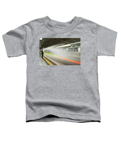 Bullet Train Toddler T-Shirt