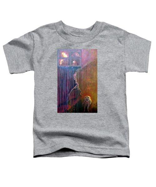 Burrow Toddler T-Shirt