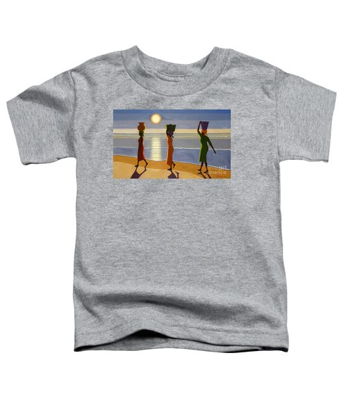 By The Beach Toddler T-Shirt