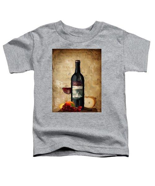 Cabernet Iv Toddler T-Shirt