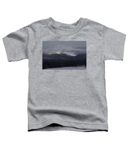 Cabin Mountain Toddler T-Shirt
