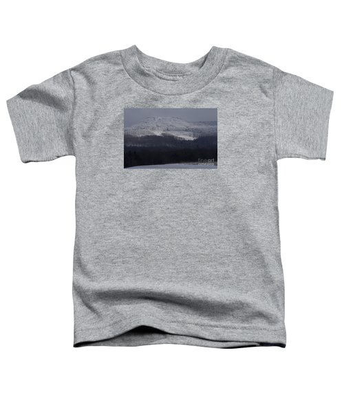 Cabin Mountain Toddler T-Shirt