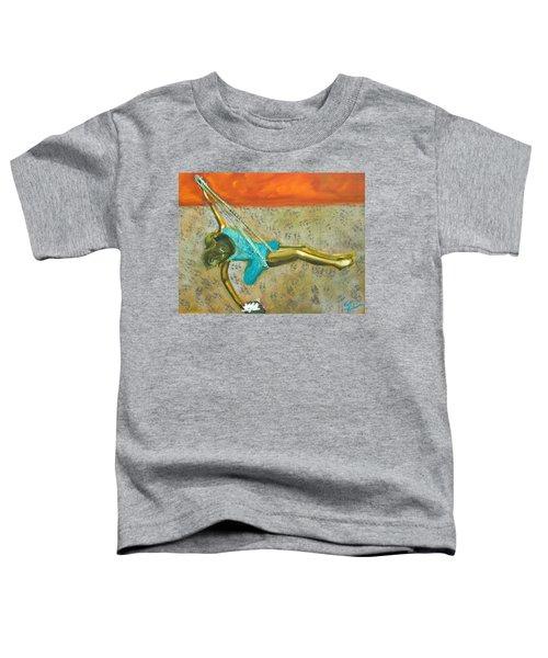 Canyon Road Sculpture Toddler T-Shirt