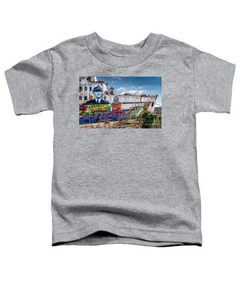 Captain Jack Toddler T-Shirt