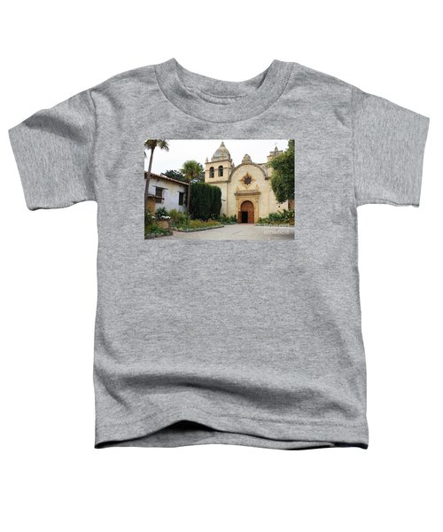 Carmel Mission Church Toddler T-Shirt