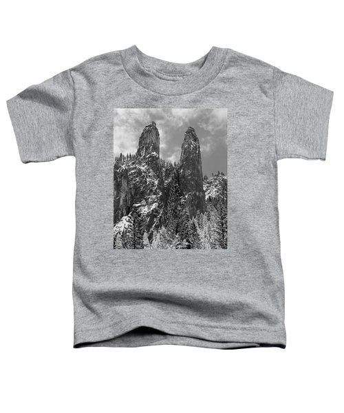 Cathedral Spires Toddler T-Shirt