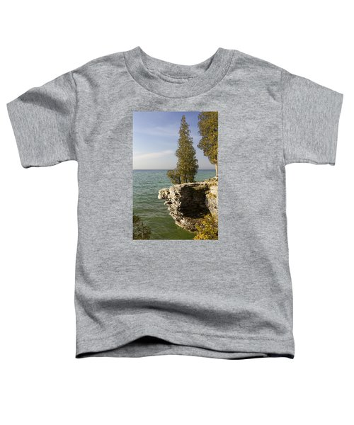 Cave Point - Signed Toddler T-Shirt