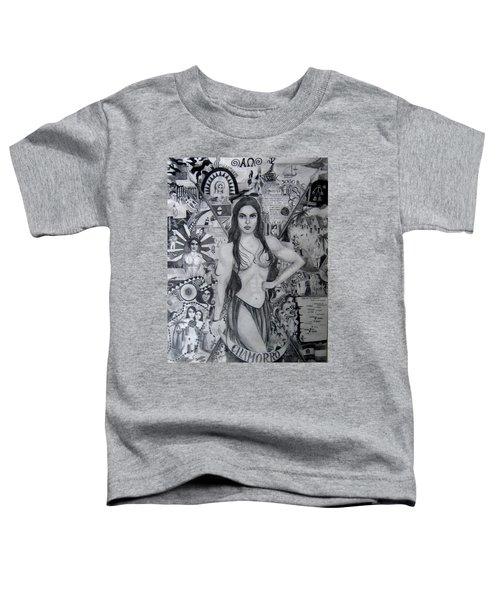 Chamorro Chronology Toddler T-Shirt