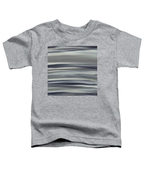 Charcoal And Blue Toddler T-Shirt