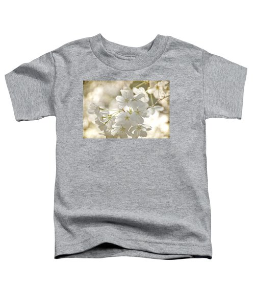 Cherry Blossoms Toddler T-Shirt
