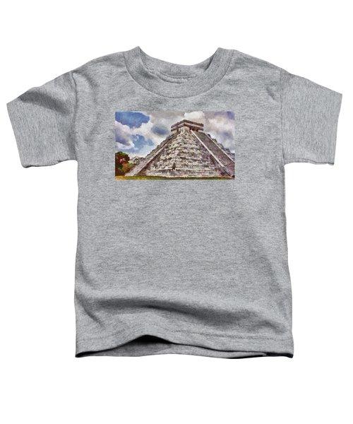 Chichen Itza Toddler T-Shirt