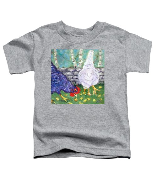 Chicken Neighbors Toddler T-Shirt