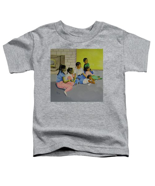 Children's Attention Span  Toddler T-Shirt