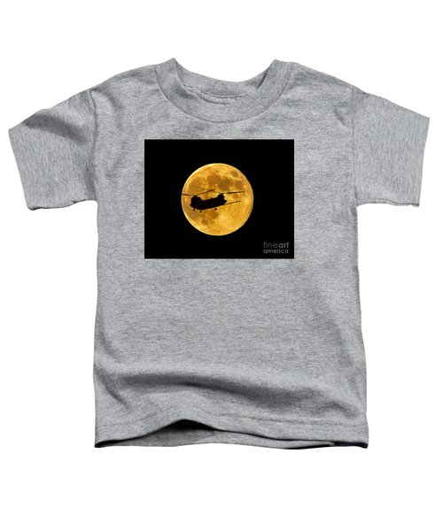 Chinook Moon Color Toddler T-Shirt