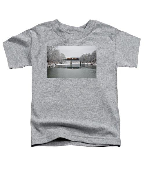 Christmas Coal Toddler T-Shirt