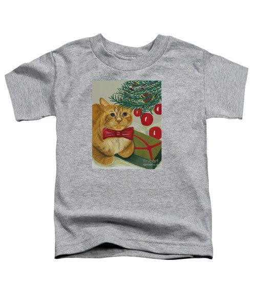 Christmas With Rufus Toddler T-Shirt