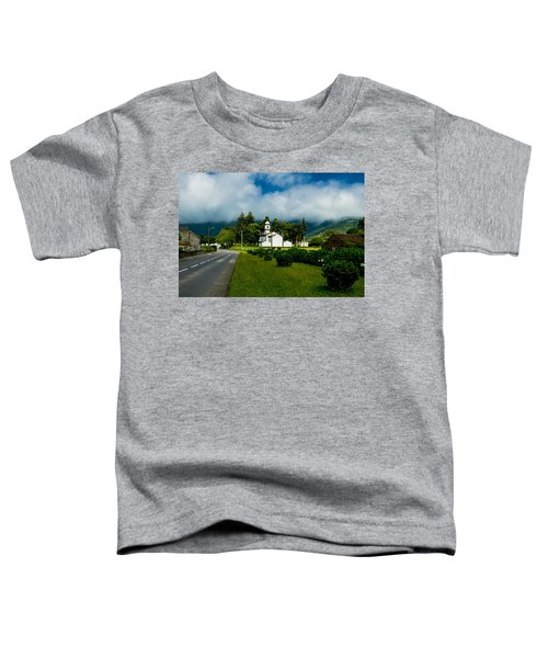 Church In Seven Cities Toddler T-Shirt