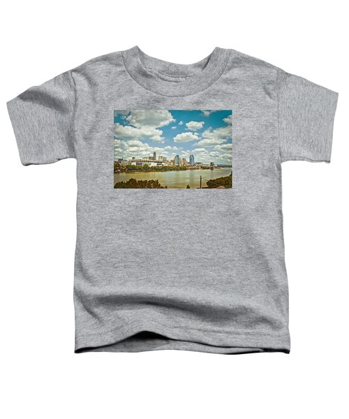Cincinnati 4 Toddler T-Shirt