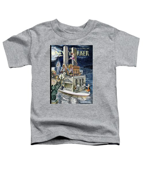 City Of Dreams Toddler T-Shirt