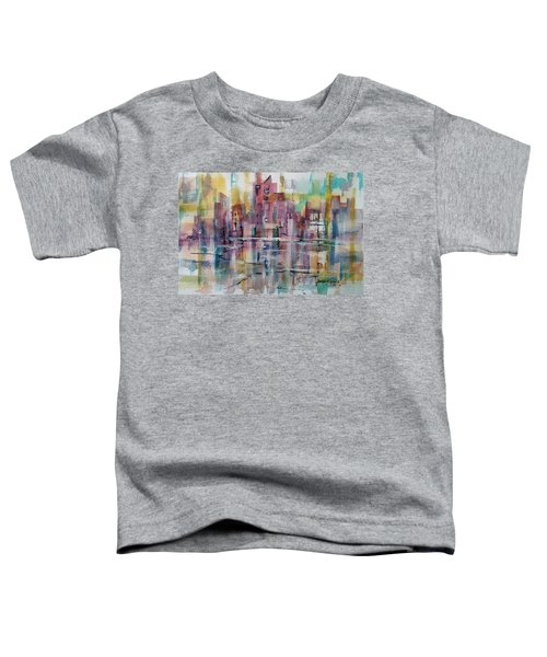 City Reflections Toddler T-Shirt