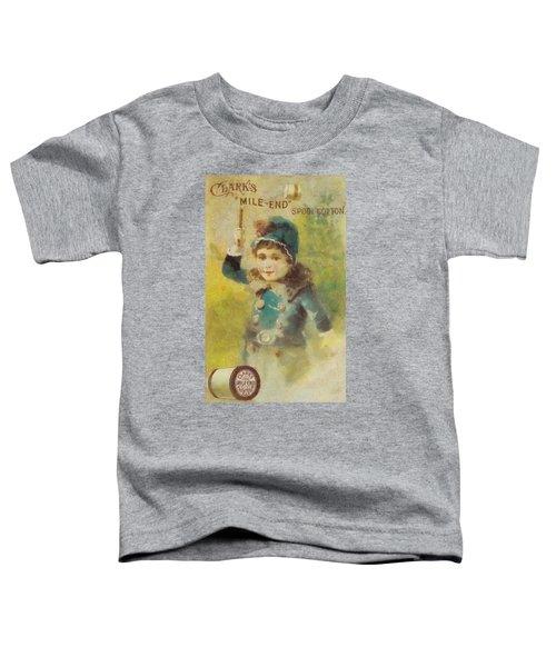 Clark's Spool Cotton Toddler T-Shirt