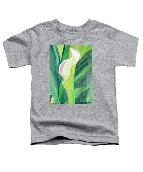 Classic Flower Toddler T-Shirt