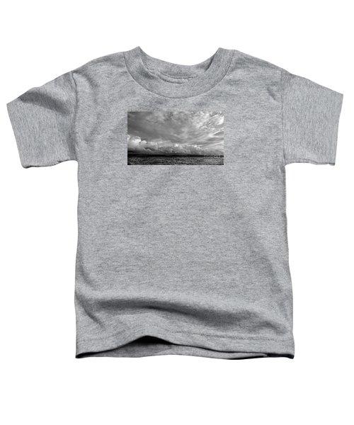 Clouds Over Alabat Island Toddler T-Shirt