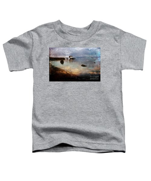 Coastal Path Toddler T-Shirt