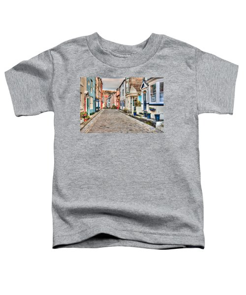 Cobbled Street Toddler T-Shirt