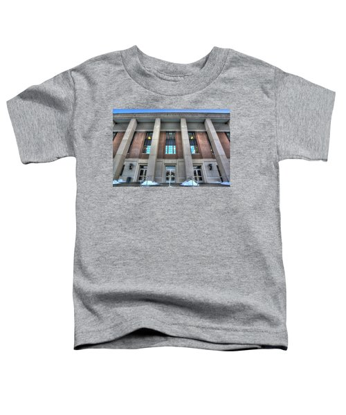 Coffman Memorial Union Toddler T-Shirt by Amanda Stadther