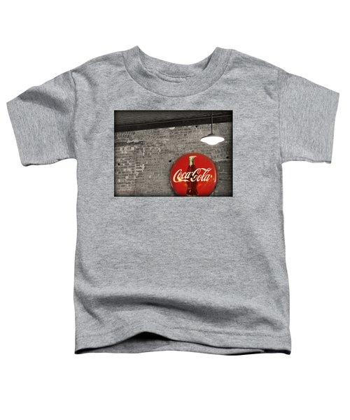 Coke Cola Sign Toddler T-Shirt