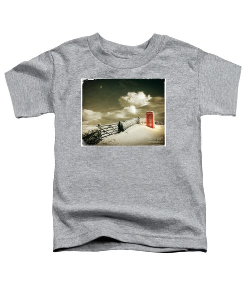 Cold Call Toddler T-Shirt